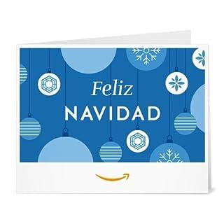 Amazon Gift Card - Print - Ornamentos de Navidad (B01MAWWN67) | Amazon price tracker / tracking, Amazon price history charts, Amazon price watches, Amazon price drop alerts