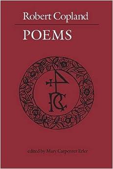 Robert Copland: Poems (Heritage)