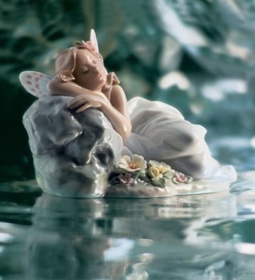 Lladro Princess of the Fairies 7694 Retired Rare