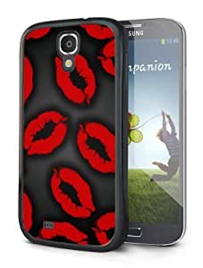 Red Lips Pattern Hard For Case Samsung Galaxy S3 I9300 Cover
