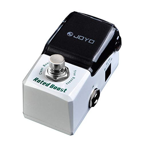 JOYO Ironman JF-301 Rated Boost Clean Pedal