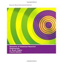 Elements of Chemical Reaction Engineering by H. Scott Fogler (29-Jul-2013) Paperback