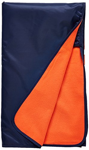 Tigers Fleece Throw Auburn (Logo Brands NCAA Auburn Tigers Adult All Weather Blanket, Navy)