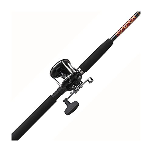 Penn Level Wind 90960 Fishing Rod and Reel Combo
