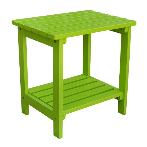 Adirondack Cedar Side Table - 6