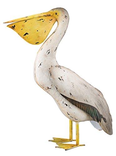 Regal Art &Gift Pelican Decor, 22-Inch, Head up (Seaside Statues)