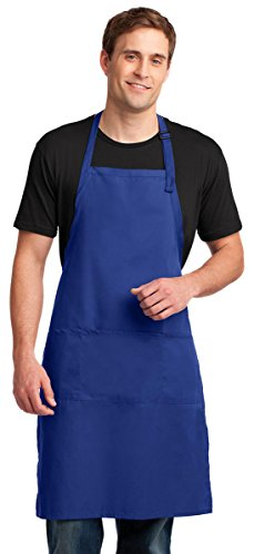 Long Bib Apron - 8