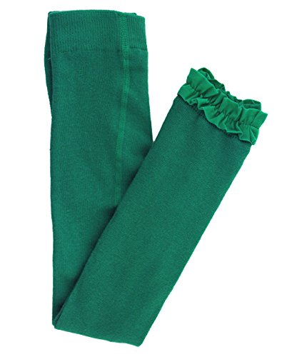 rufflebutts-infant-toddler-girls-solid-knit-footless-ruffle-tights-emerald-0-6m