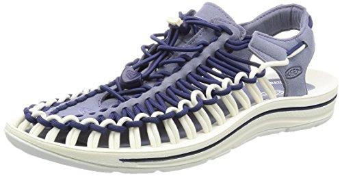 KEEN Herren Uneek Sandale Blauer Granit / Patriot Blau