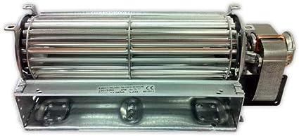 DOJA Industrial | Ventilador tangencial TGA-60/180-20 ...