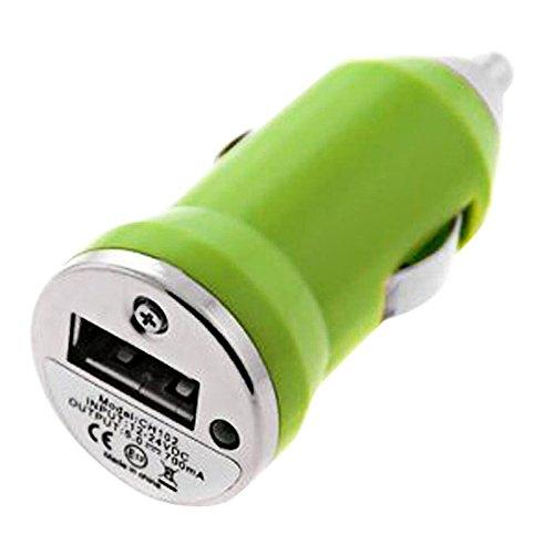 Black & Amp ; Decker Inverter (Weiyun USB Auto Adapter Socket Charging Car Charger for Apple iPhone iPod Nano Mini MP4 MP3 PDA -Green)