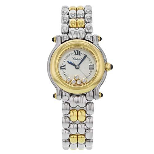 - Chopard Happy Sport Quartz Female Watch 278256-4008 (Certified Pre-Owned)