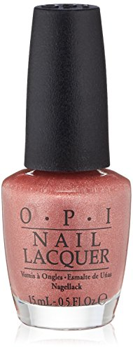 Opi Nail Lacquer  Cozu Melted In The Sun  0 5 Fl  Oz