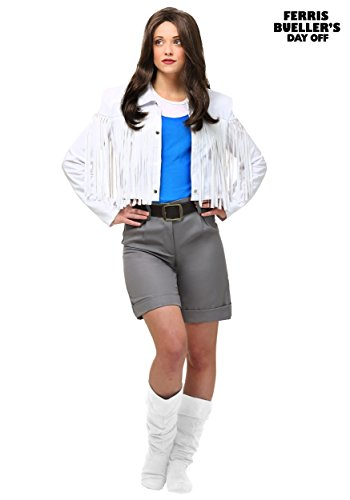 Fun Costumes Womens Ferris Bueller's Day Off Sloane Peterson Costume X-large