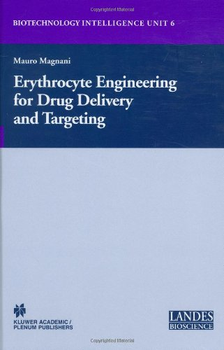Erythrocyte Engineering for Drug Delivery and Targeting (Biotechnology Intelligence Unit) pdf epub