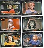 The Women of Star Trek - 81-Card Base Set - Rittenhouse Archives