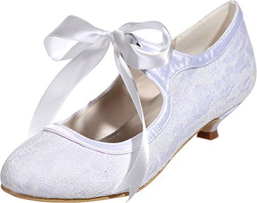 Nice Blanc Compensées Femme Sandales 36 Blanc 5 Find UPw6pq