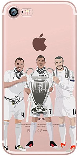 coque iphone 7 plus real madrid