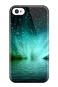 AmandaMichaelFazio Snap On Hard Case Cover Amazing Fountain Protector For Iphone 4/4s