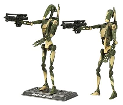 Star Wars - The Saga Collection - Basic Figure Battle Droid - 2 Pack