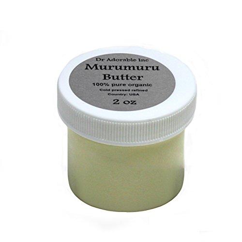 2 Oz Murumuru Organic Butter Refined 100% ()