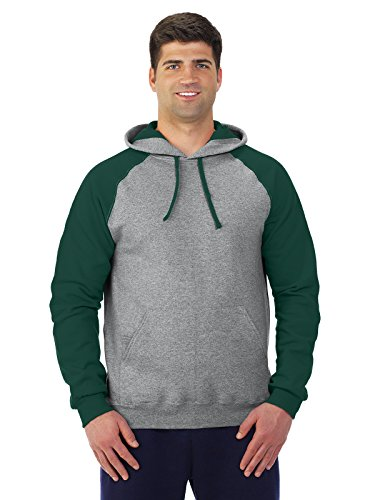 Jerzees Raglan Sweatshirt - 1