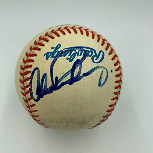 Signed Alex Rodriguez Ball - 1996 Rookie Era American League COA - JSA Certified - Autographed -