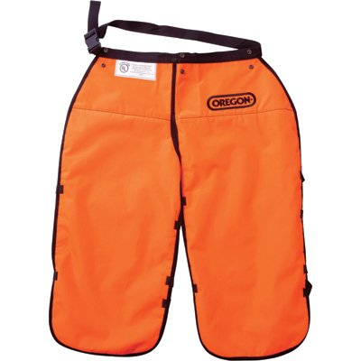 Oregon Chaps, Apron Orange Na, Size 40 Part # 564132-40 by Oregon