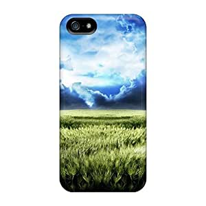 For LJoEGuB1224aMfzi Nature Protective Case Cover Skin/iphone 5/5s Case Cover