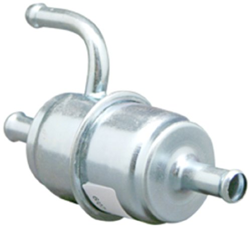 Hastings Mini (Hastings Filters GF104 In-Line Fuel Filter with Vapor Diverter, Clamps and Hoses)