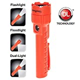 Orange Flashlights