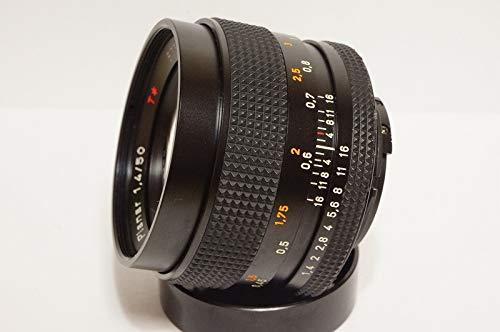 爆売り! CONTAX B00E72NW3E Planar CONTAX T*50mm T*50mm F1.4 AE B00E72NW3E, カメオカシ:9d8916fc --- arianechie.dominiotemporario.com