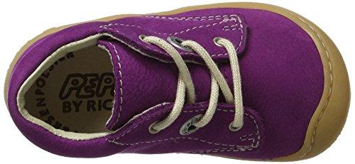 Ricosta Cory - Botas de senderismo Bebé-Niños Morado (Violett)