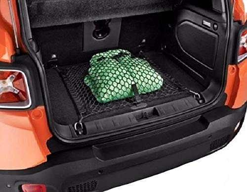 (Envelope + Floor Trunk Cargo Nets For Jeep Compass Jeep Patriot Jeep)