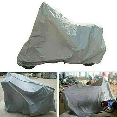 Reuvv Housse de Protection imperm/éable pour Moto et Scooter Small