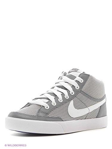 Nike Jungen Cool Grey/White-DP Royal Blue Turnschuhe Gris (Cool Grey / White-Dp Royal Blue)