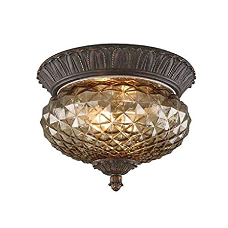 Vintage LED Crystal Ceiling Lamps European Crystal Light ...