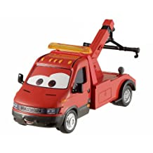 Disney/Pixar Cars Oversized Race Track Tow Truck Vehicle