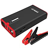 GOOLOO 1200A Peak SuperSafe Car Jump Starter with USB Quick Charge 3.0