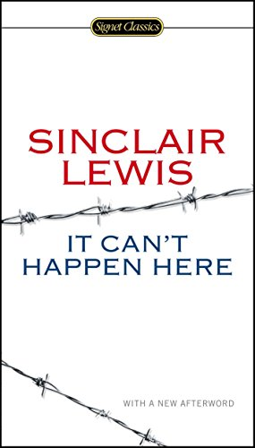(It Can't Happen Here (Signet Classics))