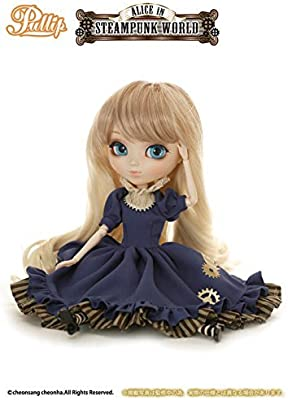 Collectible P-151 Pullip Dolls Alice in Steampunk World 12 inches Figure