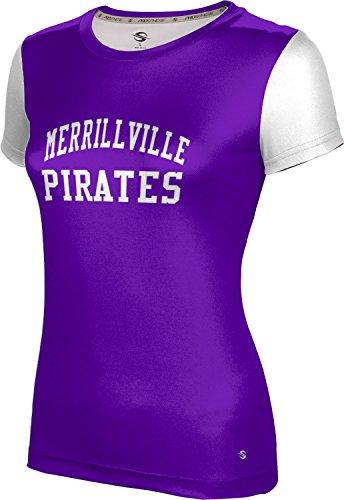 ProSphere Women's Merrillville High School Crisscross Shirt (Apparel) - Indiana Dress Merrillville In Shops