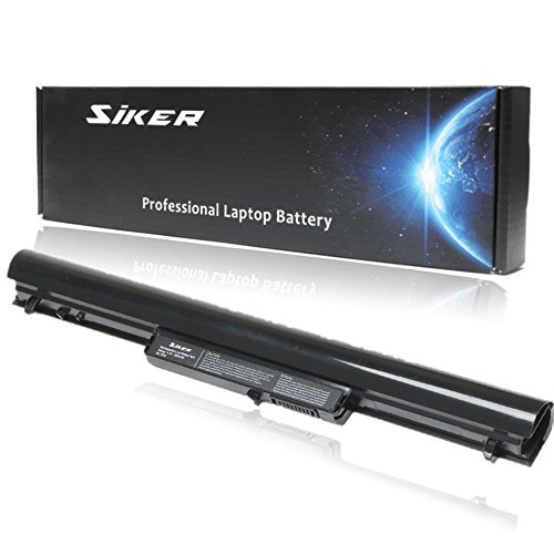 SiKER 2600MAH High Performance New Battery 694864-851, 695192-001, H4Q45AA, HSTNN-YB4D, VK04 for HP Pavilion Sleekbook 14-b000, 15-b000, Pavilion Ultrabook 14-b000