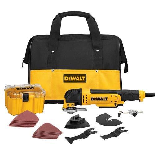 Dewalt Multi-Master 3 Amp Oscillating Tool Kit (Refurbished)
