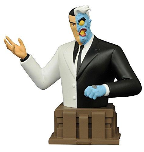 トゥーフェイス 「バットマン アニメイテッド」 DC ミニバスト