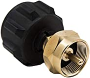 Gas One Propane Refill Adapter for 1lb Propane Tanks & Fits 20lb Propane Tank QCC/Propane Refill/Great for