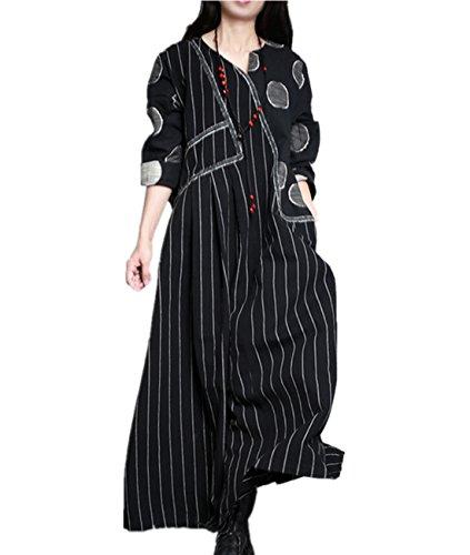 Silk Linen Dress - 9