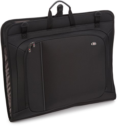 Victorinox Luggage Werks Traveler 4.0 Wt Deluxe Garment Sleeve Bag, Black, One Size by Victorinox