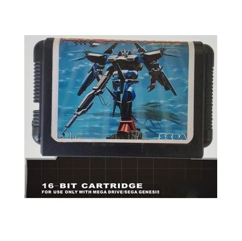 Taka Co 16 Bit Sega MD Game EX - RANZA - City Under Siege - 16 bit MD Games Cartridge For MegaDrive Genesis console