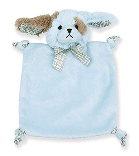 Bearington Baby Wee Lil Hoots Small Pink Owl Stuffed Animal Lovey Security Blanket 8 x 7